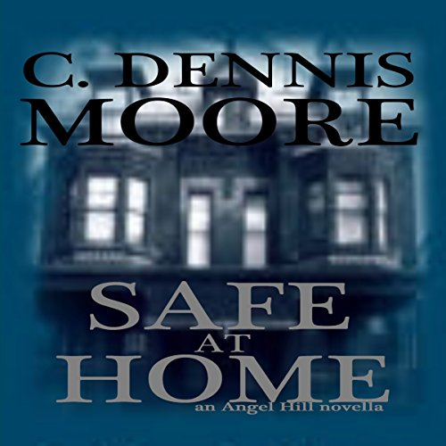 Safe at Home audiobook cover art