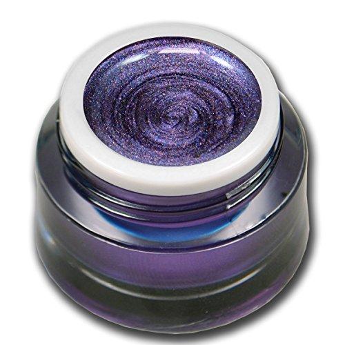 RM Beautynails Premium UV métallique Glit tergel Jewel Collection 5 ml gel uv Gels professionnel pigments pas absenken la très grande opacité