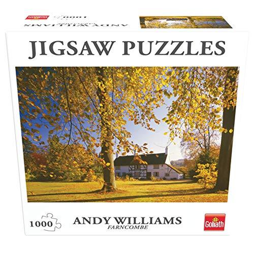 Goliath- Rompecabezas para Toda la Familia Puzzle Paisajes Farncombe - Inglaterra (71376006)