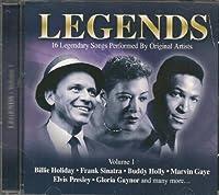Glenn Miller, Frank Sinatra, Billie Holiday, Bill Haley & his Comets