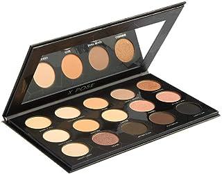 32color Portable Wallet Type Eyeshadow Tray Leather Eye Shadow Pearl Eye Shadow Combination Eye Shadow Tray Dress Up Your Beauty Eye Shadow