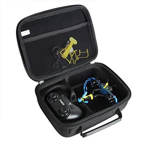 Hermitshell Travel Case for Force1 Stunt RC Mini Kids Drone – Remote Control Flying Toys (Not Including Drone)