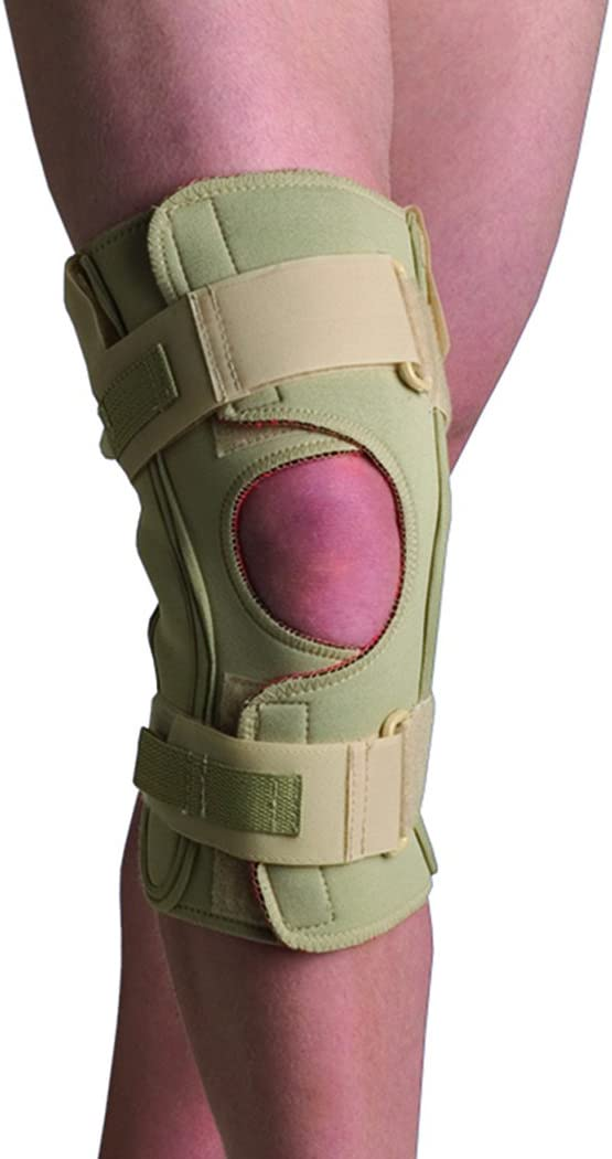 Sale item Thermoskin Hinged Knee OpenWrap Brace 5X-Large 35% OFF 20 Ounce