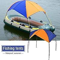 インフレータブルテント、ボートの日よけ保護時間とピクニックのための省力化(68349 awning (3 people))