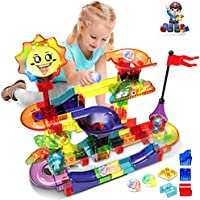 Homofy Upgraded Marble Run Sets for Kids