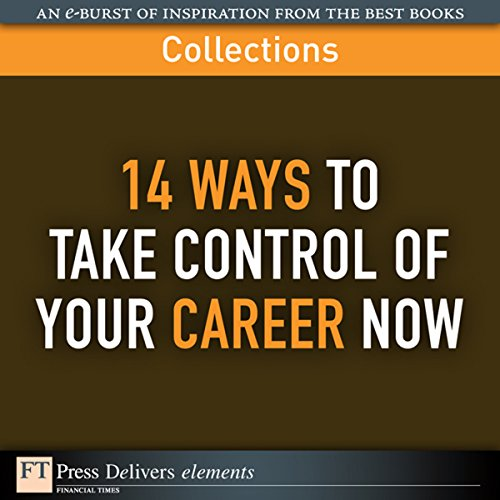 FT Press Delivers     14 Ways to Take Control of Your Career Now              By:                                                                                                                                 Wes Moss PhD/,                                                                                        Gregory Shea PhD,                                                                                        Robert Gunther,                   and others                          Narrated by:                                                                                                                                 J. J. Myers                      Length: 2 hrs and 28 mins     2 ratings     Overall 4.5