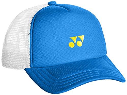 [ヨネックス] テニスウェア メッシュキャップ [ユニセックス] 40007 ブラストブルー 日本 F (FREE サイズ)