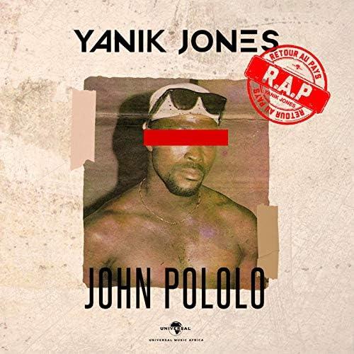 Yanik Jones