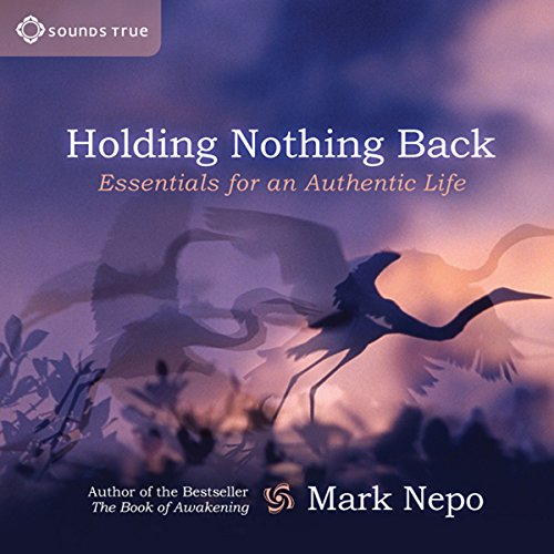 Holding Nothing Back audiobook cover art