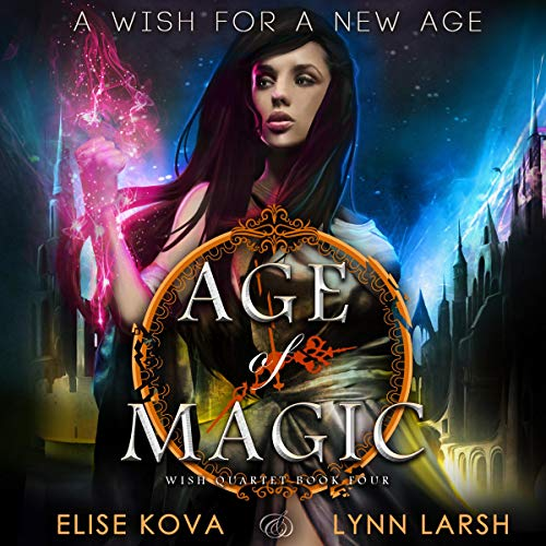 Age of Magic audiobook cover art