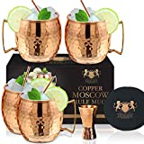 moscow mule 4 (copper jigger)