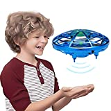 GEYUEYA Home Flying Toys Drones for Kids Adults Helicopter with 360 Rotating and...