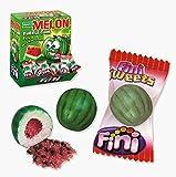 Fini Wassermelone 200Stk Kaugummi Melone original