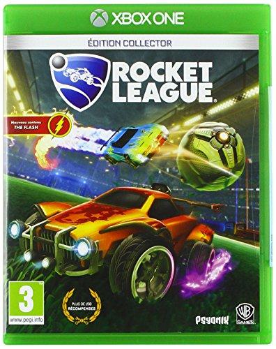 classement un comparer Rocket League-Édition Collector