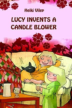 Lucy Invents a Candle Blower