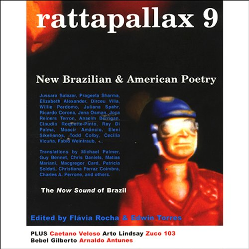 Rattapallax 9 audiobook cover art