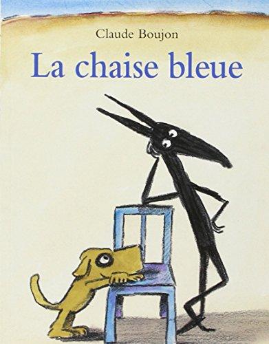 Chaise bleue (La)