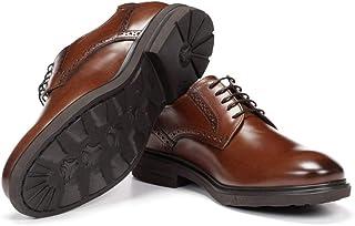 Fluchos | Vestir de Hombre | BELGAS F0630 Sierra Castaño Zapato de Vestir | Vestir de Piel de Vacuno de Primera Calidad | ...