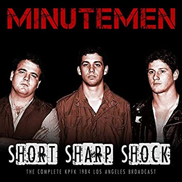 Short Sharp Shock (Live 1984)