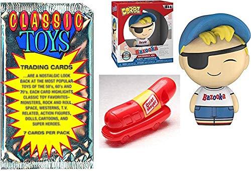 Gum Dog Iconic Figure Bazooka Joe Ad Icons Bundled with Retro Oscar Mayer...