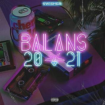 Balans 2021