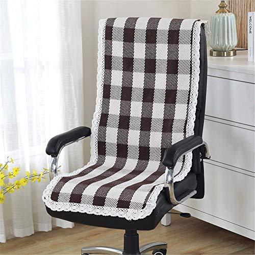 Stoelkussen voor bureaustoelen, schokabsorberend, verwarmend zitkussen voor de taille, voor thuis, op kantoor, zacht en comfortabel.