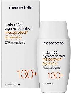 Mesoestetic Mesoprotech Melan SPF 130+ Pigment Control-Protects Skin against UVB, UVA, HEV, IR-Facial Sunblock