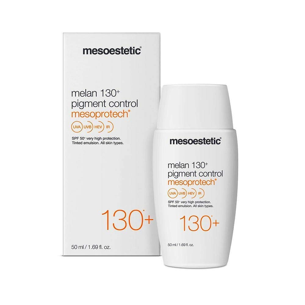 Mesoestetic Mesoprotech Latest item Melan SPF Pigment 130+ Control-Protects Japan's largest assortment