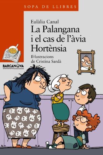 La Palangana i el cas de l'àvia Hortènsia (Llibres
