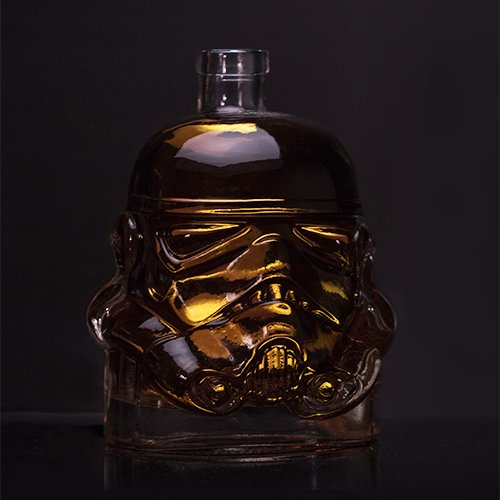 Thumbs Up! Original Stormtrooper Decanter, 14.5x18x11.3 cm