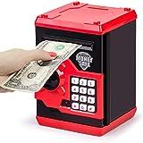 Piggy Bank Kids ATM Bank Electronic Money-Bank for Kids Money Safe Cash Coin Money Saving Box Great...