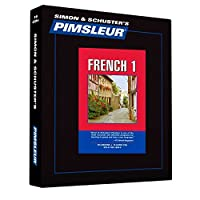 Pimsleur French Level 1 CD: Learn to Speak and Understand French with Pimsleur Language Programs (1) (Comprehensive)