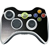 Metal Grid Pattern Vinyl Decal Sticker Skin by Moonlight Printing for Xbox 360 Wireless Controller