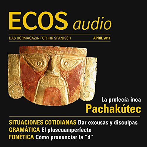 ECOS audio - Dar excusas y disculpas. 4/2011     Spanisch lernen Audio - Wie entschuldige ich mich auf Spanisch?              By:                                                                                                                                 Covadonga Jimenez                               Narrated by:                                                                                                                                 div.                      Length: 55 mins     Not rated yet     Overall 0.0