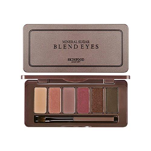 SKINFOOD Mineral Sugar Blend Eyes/スキンフード ミネラル シュガー ブレンド アイズ (#05 Mousse Au Plu...