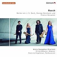 Bach/Gershwin/Donatoni: Rasch