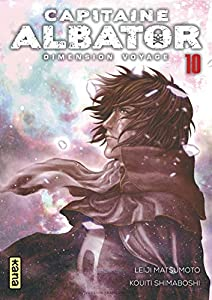 Capitaine Albator : Dimension Voyage Edition simple Tome 10