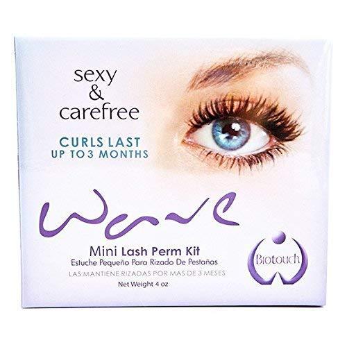 BioTouch Wave Mini Professional Eye Lash Perm Kit eye lash perm curling lash roller curlers eyelash perming supplies