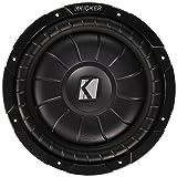 Kicker CVT104 (43CVT104) 800W Peak (400W RMS) 10' CompVT Series Dual 4-Ohm Car Subwoofer