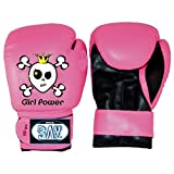 BAY® GIRL POWER pink posa Kinder Boxhandschuhe 4 6 8