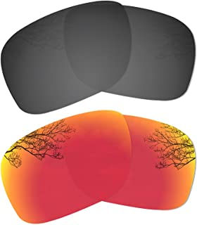 Dynamix Polarized Replacement Lenses for Oakley Holbrook OO9102 - Multiple Options