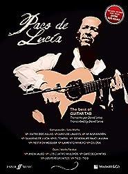 Paco de lucia: best of guitar tab guitare