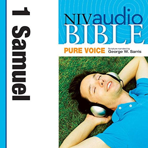 NIV Audio Bible, Pure Voice: 1 Samuel audiobook cover art
