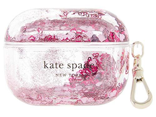 Kate Spade New York Glitter Airpod Pro Case Pink Multi One Size