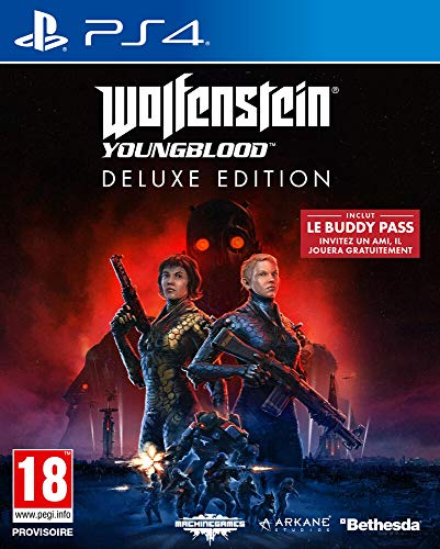 Wolfenstein Youngblood Deluxe Edition [Importación francesa]