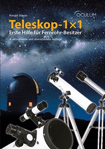 Teleskop-1x1: Erste Hilfe für Fernrohr-Besitzer