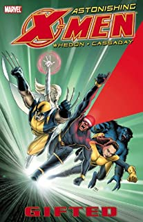 Astonishing X-Men, Vol. 1: Gifted