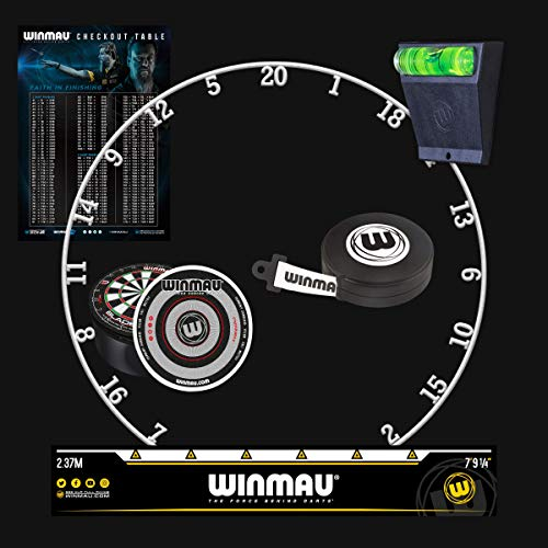 WINMAU Dart Zone Upgrade Kit Improvement Pack