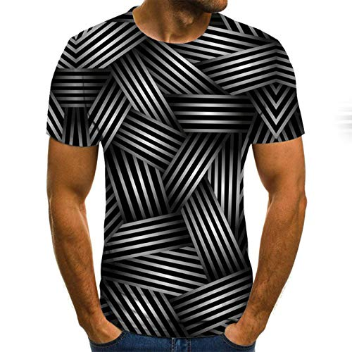 SSBZYES Camisetas De Talla Grande para Hombre Camisetas De Manga Corta para Camisetas Estampadas De Talla Grande para Hombre Camisetas De Talla Grande para Hombre Camisetas Estampadas De Moda para