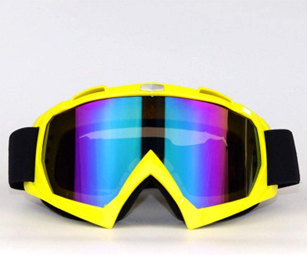 LBHH 1 Piezas Ski Goggles Gafas de esquí Gafas de Snowboard Gafas Protectoras de esquí Ski Goggles - Over Glasses Gafas de esquí/Snowboard para Hombres,Mujeres y jóvenes - 100% de protección UV